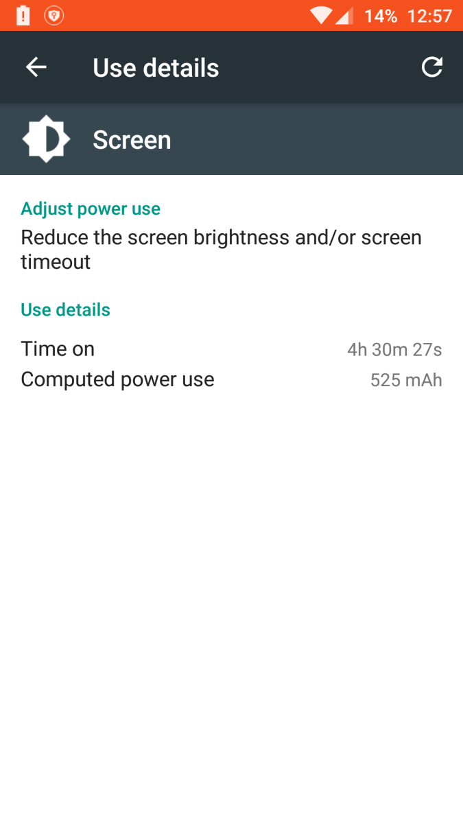 oneplus 3, sot, battery life